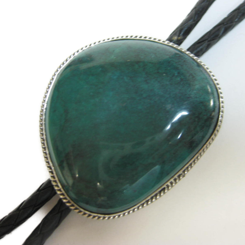 Chinese Turquoise Bolo Tie