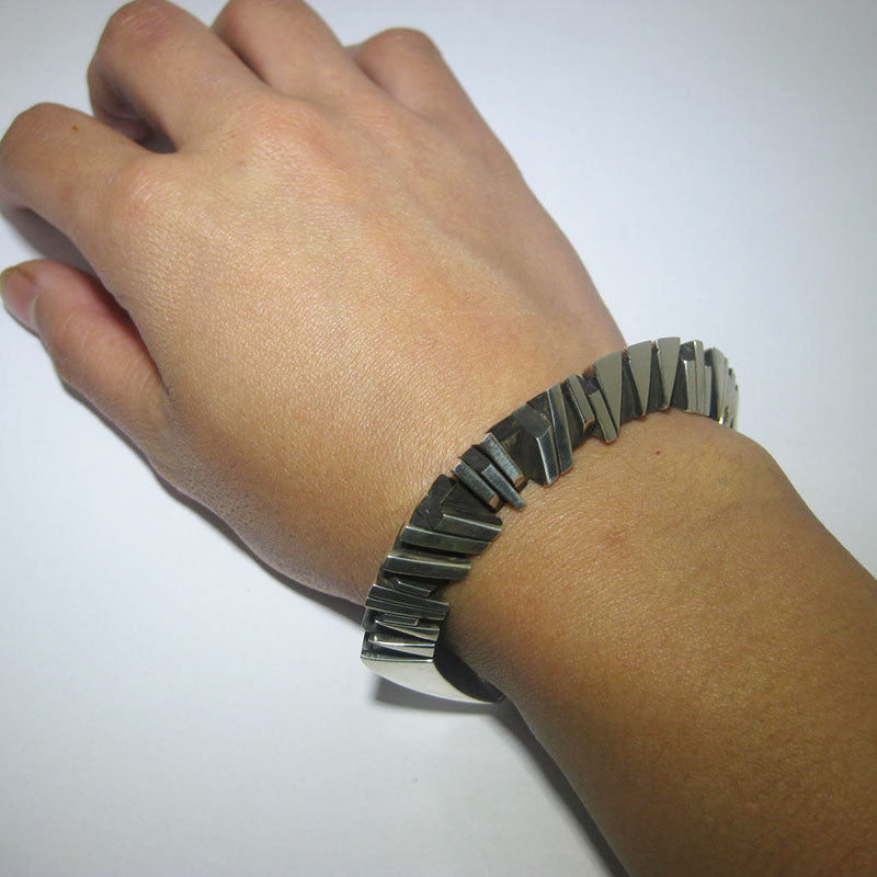 Cutting Bracelet by Isaiah Ortiz