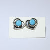 Zuni Heart Post Earring