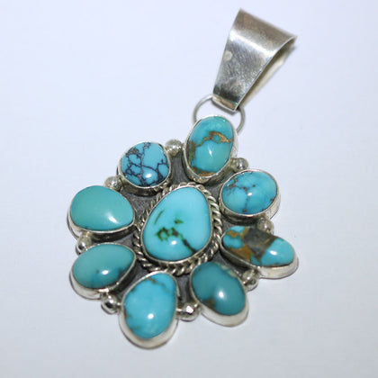 Cheyenne Cluster Pendant by Fred Peters