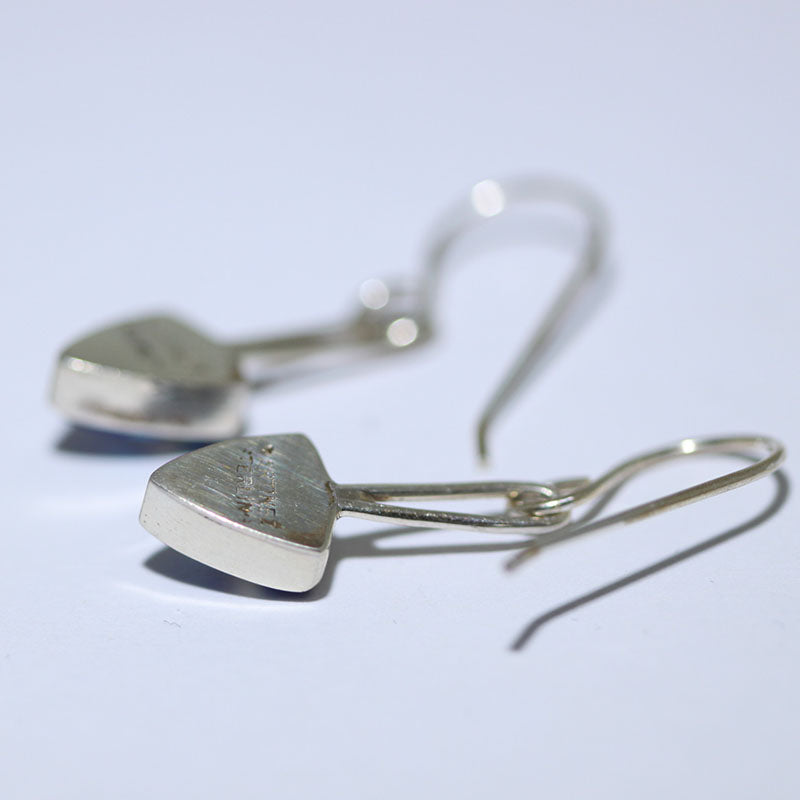 Inlay Earring by Stone Weaver