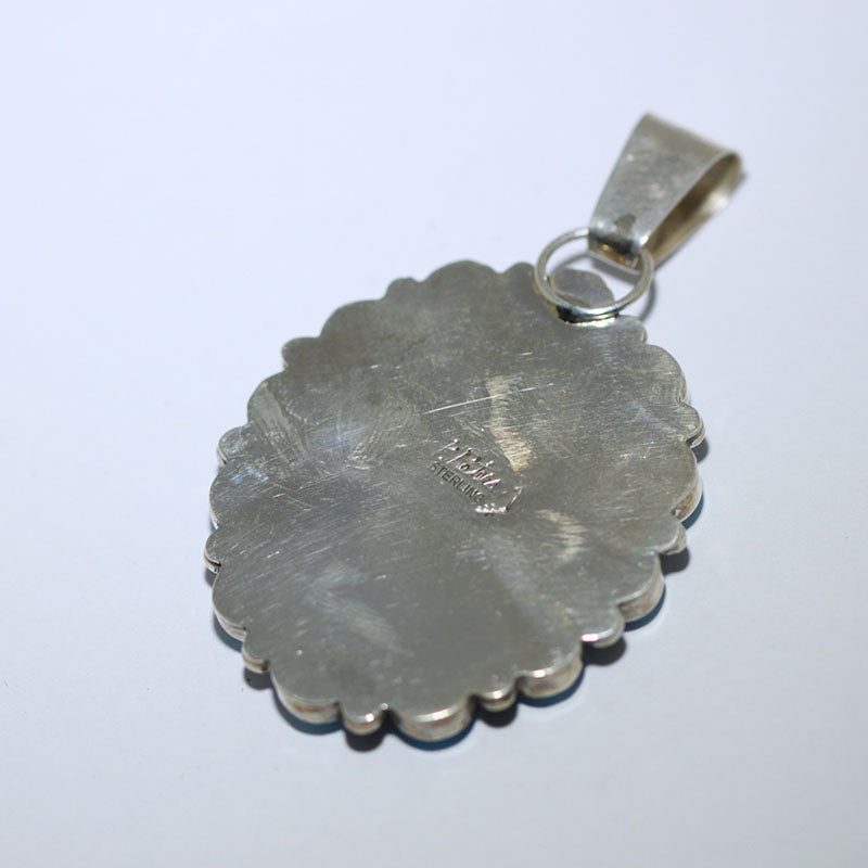 Spiny Oyster Cluster Pendant by Fred Peters