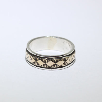 Cluster ring by Zeita Begay