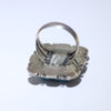 Kingman Ring by Fred Peters size 9.5