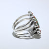 Bisbee Ring by Delbert Gordon size 8.5