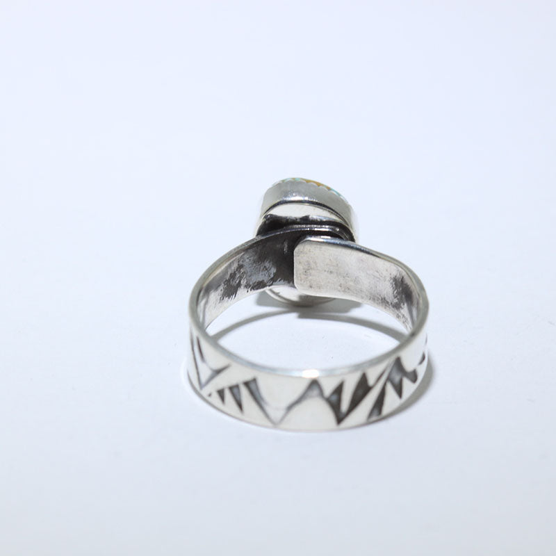Inlay Ring by Wilbert Manning size 5