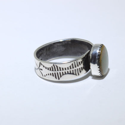 Inlay Ring by Wilbert Manning size7
