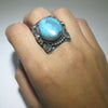Morenci Ring by Delbert Gordon size 12