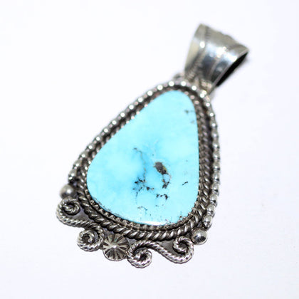 Candelaria Pendant by Arnold Goodluck