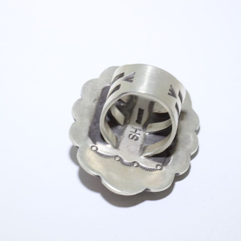Bracelet by Philbert Begay