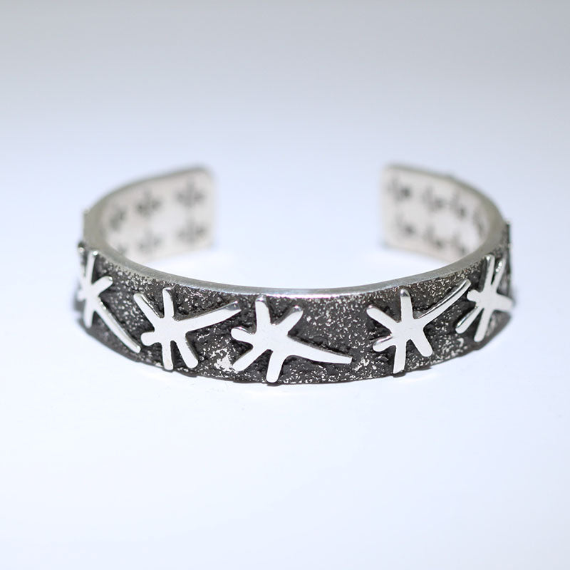 Petroglyphs Bracelet by Alex Sanchez