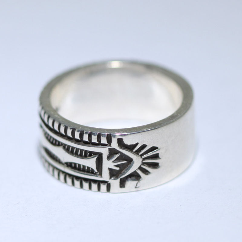 Ring by Lyle Secatero