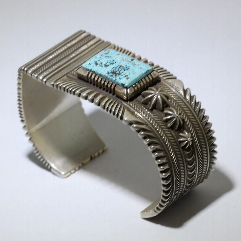Kingman Bracelet by Ron Bedonie
