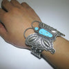 Butterfly Bracelet by Herman Smith 5-1/4inch