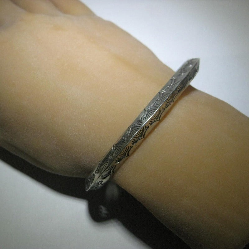 Bracelet by Arnold Goodluck Over 6inch