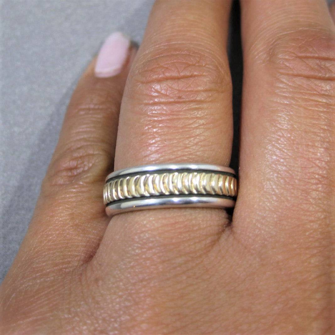 Ring by Bruce Morgan