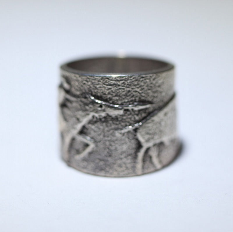 Ring by Darryl Dean Begay Size 7