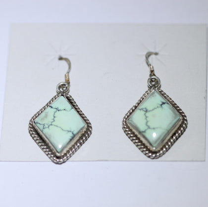 Chinese Turquoise Earring