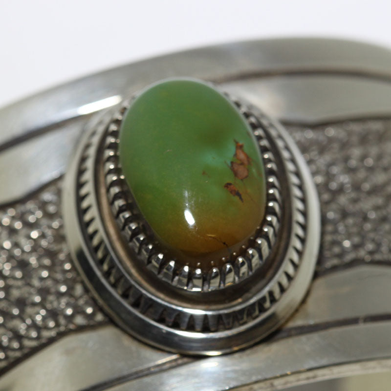 Zuni Inlay Ring Size 6/8.5