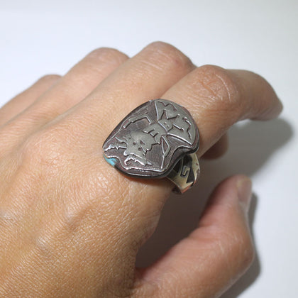 Inlay Ring Size 9