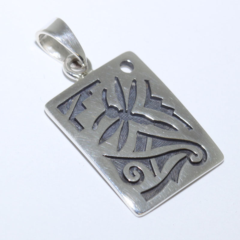 Zuni Butterfly Ring Size 7.5