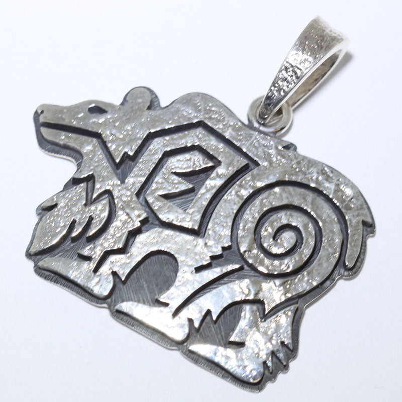 Zuni Butterfly Ring Size 7
