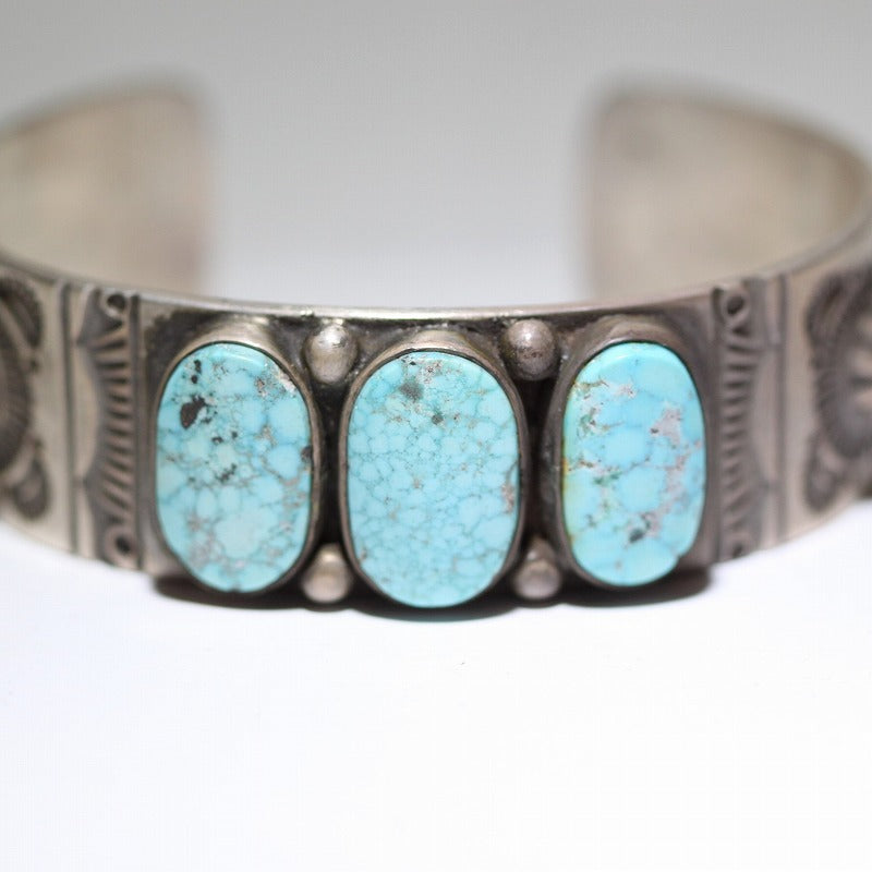 Kingman Bracelet by Luther Evans 5-1/2inch