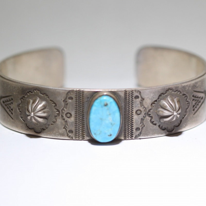 Kingman Bracelet by Luther Evans 5-3/4inch