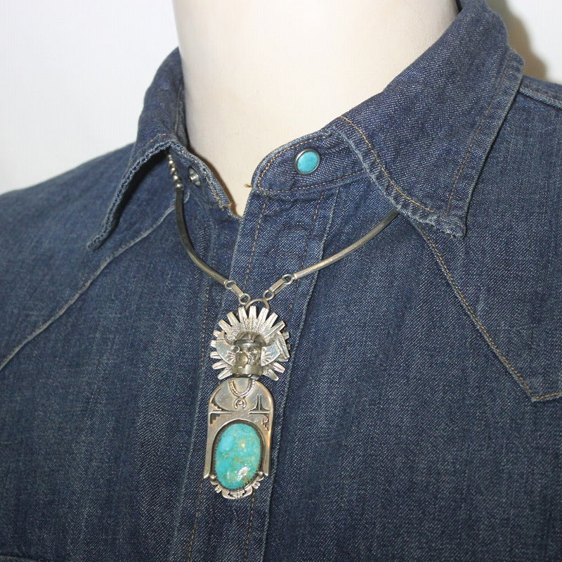 Kingman Necklace by Nelson Morgan