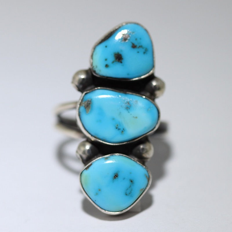 Blue Ridge Ring by Arnold Goodluck Adjustable