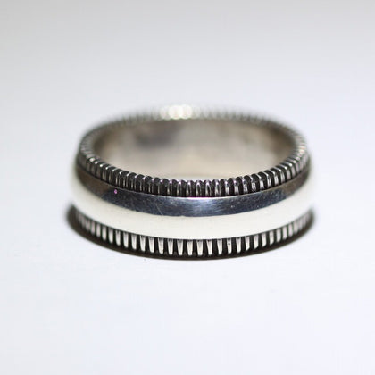 Hand Filed Ring by Steve Arviso