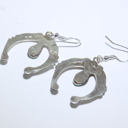 Blue Ridge Ring by Arnold Goodluck size 8