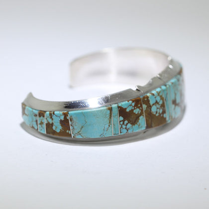 Lapis Ring by Arnold Goodluck 6.5