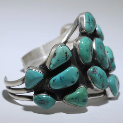 Kachina Ring by Bennett Kagenvema size 9