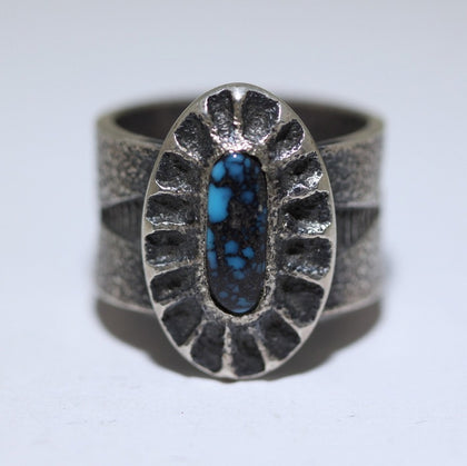 Cloud Mountain Ring by Monty Claw Size 9