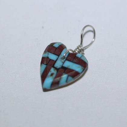 Heart Pendant by Joe & Angie Reano
