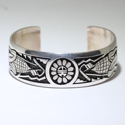 Bisbee Buckle by Fred Peters