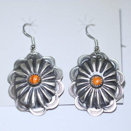 Stamp Concho Earring