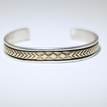 14K Bracelet by Bruce Morgan