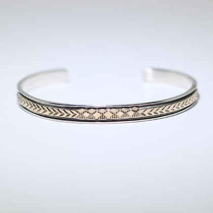 14K Bracelet by Bruce Morgan 5-1/2