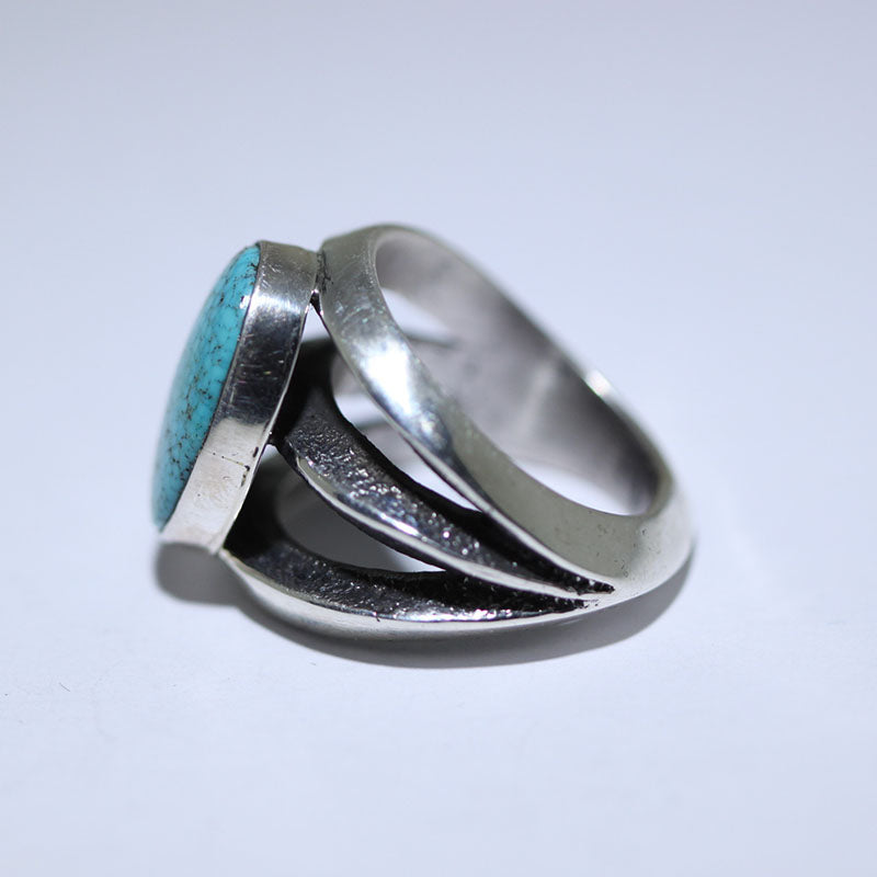 Kingman Ring by Aaron Anderson size 8.5