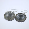 Stampwork Earring by Arnold Goodluck