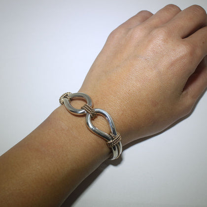 Joe & Angie Reano Mosaic Inlay Necklace