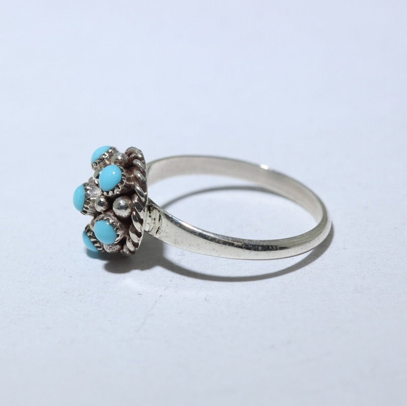 Blue Ridge Ring by Sunshine Reeves size 7
