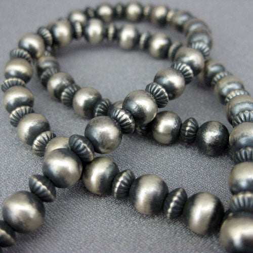 Navajo Pearls 4mm 18-24inch
