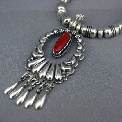 Necklace by Thomas Jim