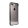 Apple iPhone 7 PLUS Dura (Anti-Scratch) Case - Black/Smoke