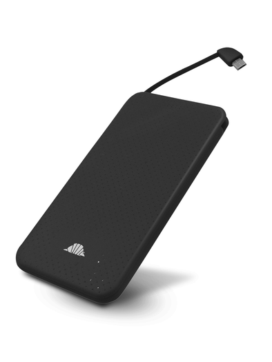 intelliARMOR - 4000mAh USB Slim Power Bank
