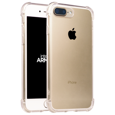 Apple iPhone 7 PLUS Dura (Anti-Scratch) Case - Clear