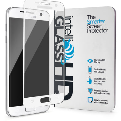 intelliGLASS HD - Samsung Galaxy S7 - White